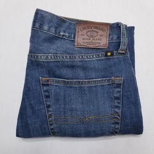 Lucky Brand 410 Athletic Fit jeans 31x30